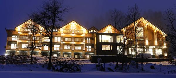 """""""Black Forest Lodge""""  Foto: Pressebüro Freiburg/Stefanie Salzer-Deckert"""