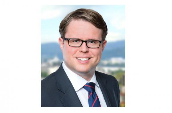 Tobias Benz (Bürgermeister der Gemeinde Grenzach-Wyhlen)