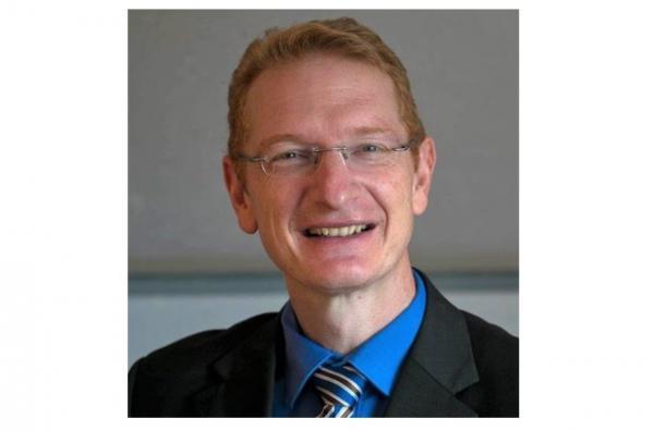 Thomas Gedemer, Bürgermeister der Stadt Herbolzheim