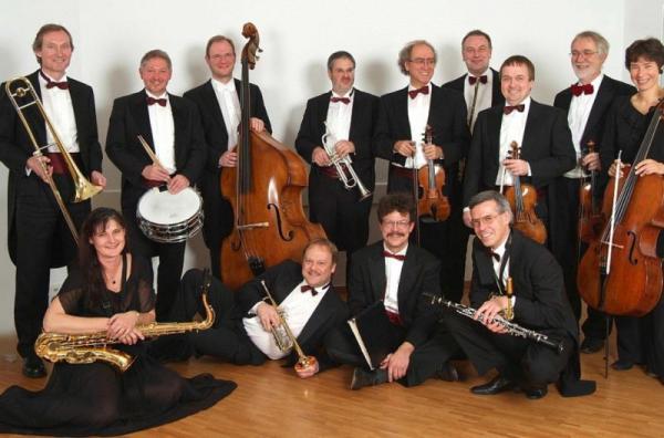 Die Stuttgarter Saloniker spielen am 14. Januar 2018 in der Stadthalle am Nollen