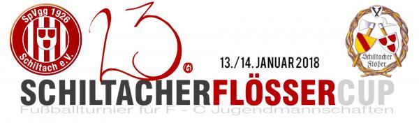 23. Schiltacher Flößercup am 13./14.01.2018 - Fest der Fußballjugend
