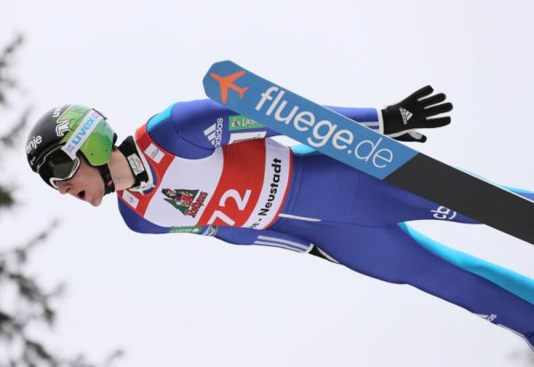 FIS Continental Cup in Titisee-Neustadt