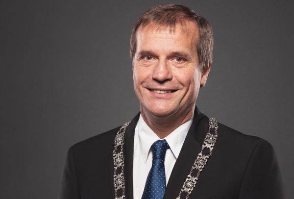 K. Eberhardt, Oberbürgermeister