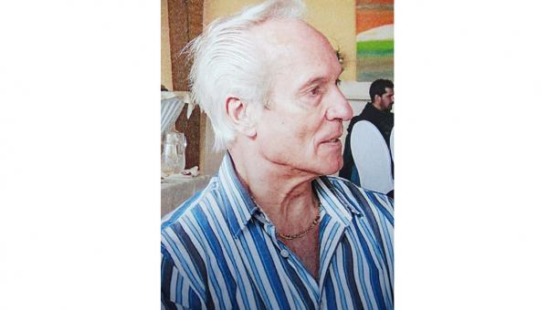 Vermisster Rentner Bernd Diether PITCHA. Foto: Polizei