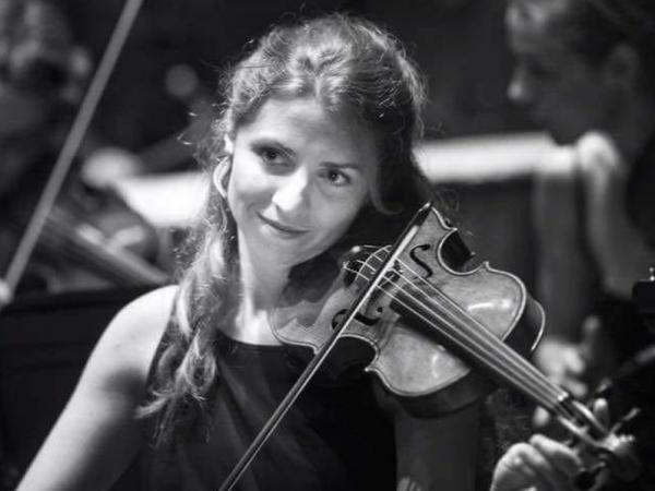 7. Musikalischer Aschermittwoch - Solowerke für Violine mit Judith von der Goltz