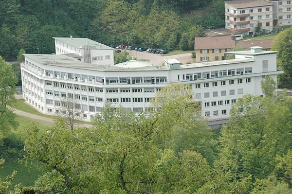 Bild: WGW - Bruderklaus Krankenhaus Waldkirch