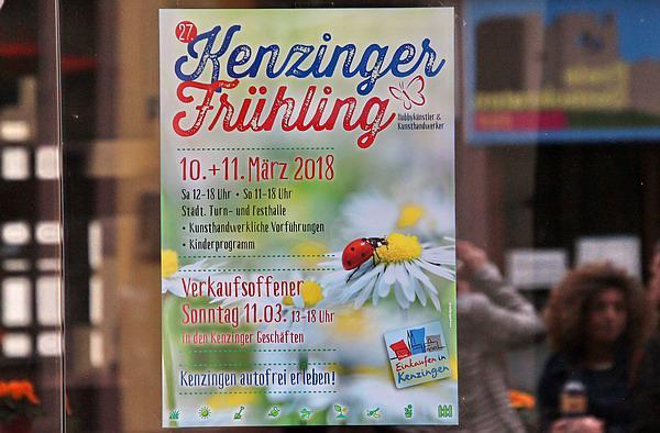 So war´s: Kenzinger Frühling am 11. März 2018!  Bild: FSRM