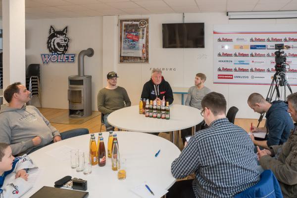 Für den EHC Freiburg geht es gegen die Tölzer Löwen um den Klassenerhalt