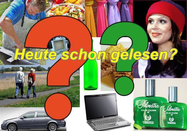 Mit dabei: Hans Rey kommt! + Babor Bag + Ausbildungsplatz + Mittagstisch...