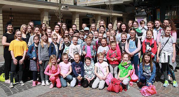 Tanzverein Dance Surprise 2010 Mahlberg e.V. im Europa-Park   REGIOTRENDS-Foto: Reinhard Laniot