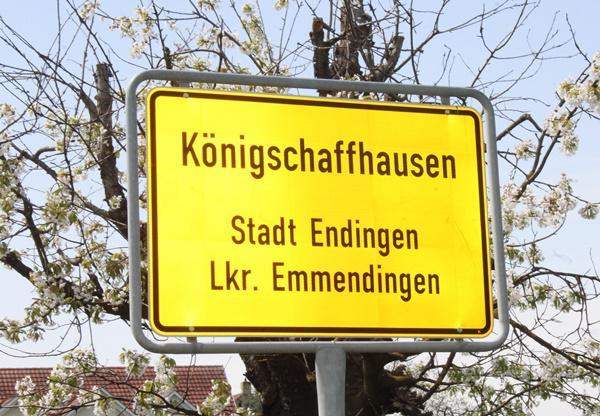9. Leistungsschau des Gewerbevereins Königschaffhausen am 14./15. April 2018