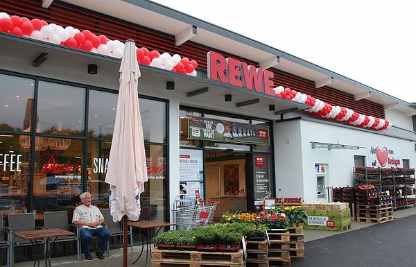 """Neu: REWE-Markt """"Emmendingen-Nord"""" in der Karl-Friedrich-Straße   Bild: FSRM"""
