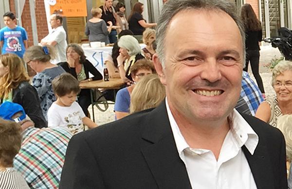 Landtagsabgeordneter Josha Frey.