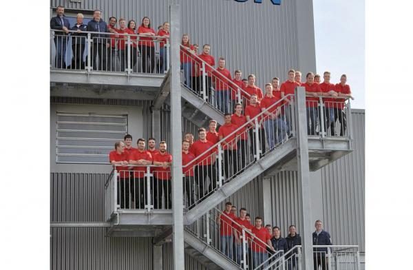 Die Nummer Eins im Bereich Gummi- und Kunststoffindustrie Insgesamt 44 Nachwuchskräfte in acht Ausbildungsberufen und zwei dualen Studiengängen sind bei Braunform beschäftigt  Foto: Braunform GmbH