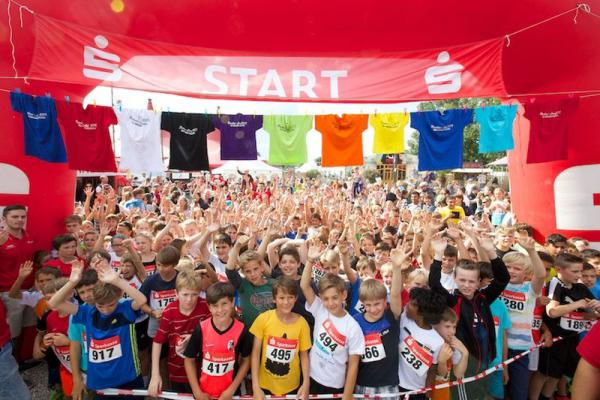 35. Bambinilauf der Sparkasse für sportbegeisterte Kinder am 20. Juli