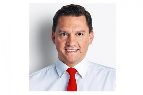 SPD-Bundestagsabgeordneter Dr. Johannes Fechner