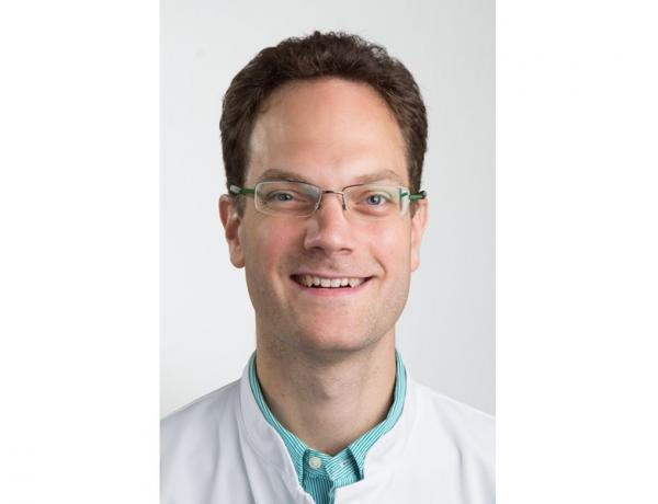 Dr. Friedrich Kapp Bild: Uniklinik Freiburg