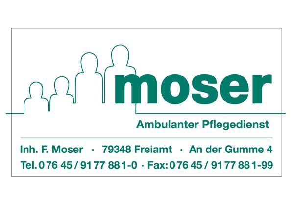 Pflegedienst Moser, An der Gumme 4, 79348 Freiamt, Info@pflegedienst-moser.de
