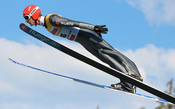 13./14. Juli und 26. bis 28. Juli: Die Skisprung-Elite gastiert in Hinterzarten - Deutsche Meisterschaften und Rothaus FIS Grand Prix 2018 werden ausgetragen  Foto: Hochschwarzwald Tourismus GmbH