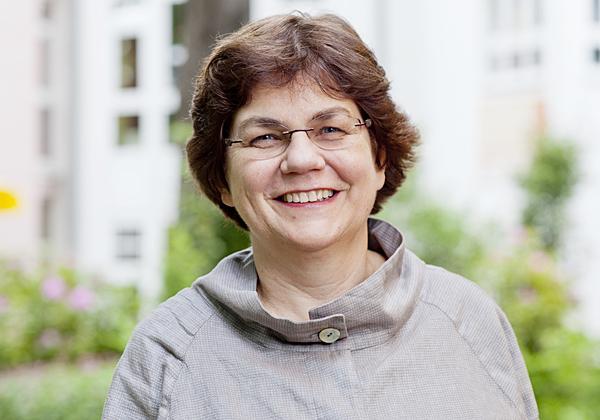 Prof. Dr. Charlotte Niemeyer Foto: Britt Schilling / Universitätsklinikum Freiburg