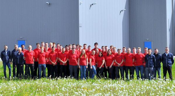 Braunform GmbH in Bahlingen öffnete die Türen zum elften Ausbildungstag Insgesamt 44 Nachwuchskräfte in acht Ausbildungsberufen und zwei dualen Studiengängen sind bei Braunform beschäftigt  Foto: Braunform GmbH