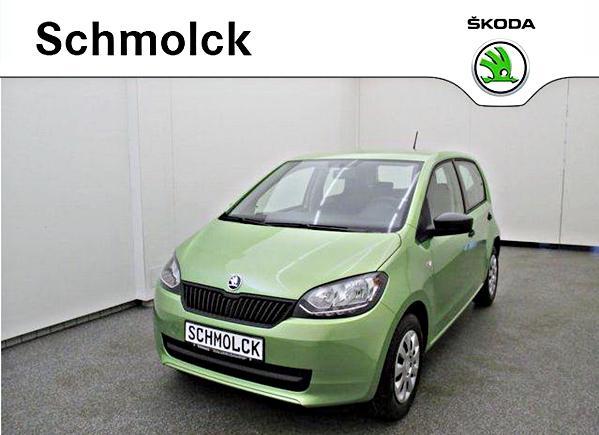 Skoda Citigo Cool Edition  Autohaus Schmolck, Am Elzdamm 2, Emmendingen, Tel. 07641/4602-520, info.emmendingen@schmolck.de, www.schmolck.de