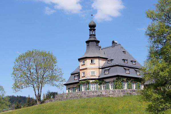 Eine Dekade Goethe-Institut-Deutschkurse für internationale Stipendiaten am Internat Birklehof  Haupthaus Birklehof   Foto: Goethe-Institut Freiburg