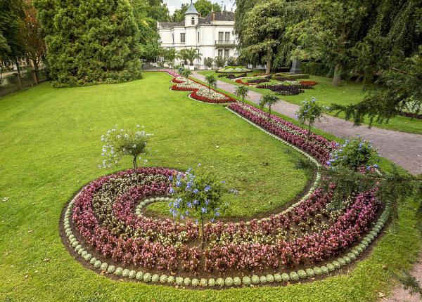16. September: Führung durch den blühenden Lahrer Stadtpark   Foto: Stadt Lahr