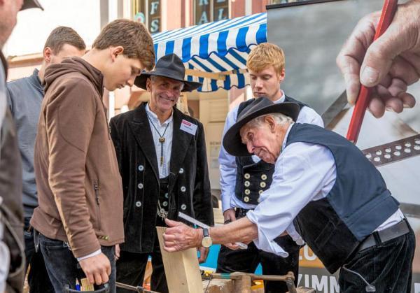 15. September: Tag des Handwerks - Das Handwerk zeigt, was es kann  Foto: Handwerkskammer Freiburg