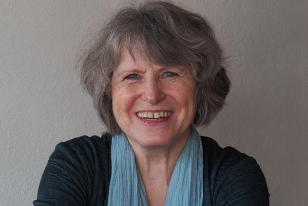 Kursleiterin Simone Ernsting