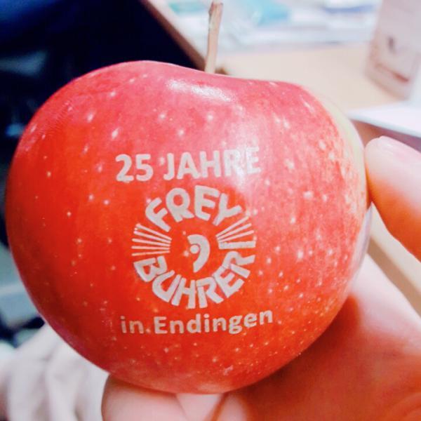 25 Jahre Frey&Bührer Hörsysteme GmbH werden bei der Endinger Lichternacht gefeiert!  Ein kleiner Hinweis auf die Überraschung.