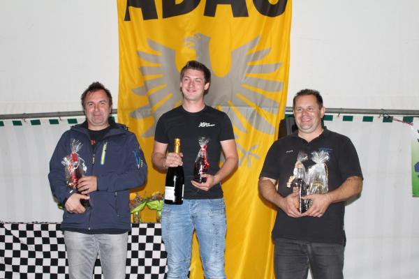 Dennis Zeug wurde Gesamtsieger vor Markus Spöri (beide Freiamt)und Frank Sperrfechter (Heilbronn)