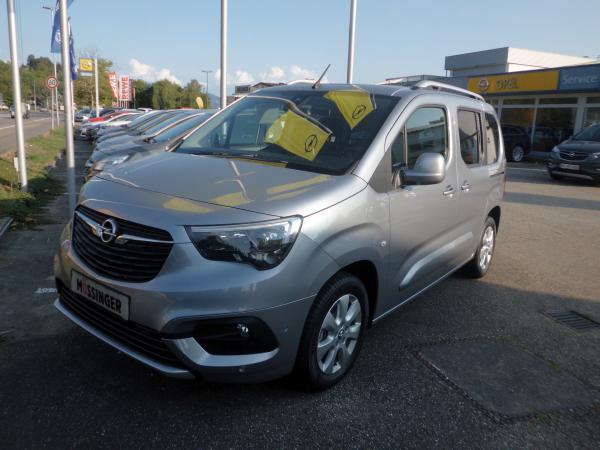 Opel Combo Life für 25.290 €  Auto Mössinger GmbH, Bundesstraße 3/12, 79331 Emmendingen info@auto-moessinger.de, www.auto-moessinger.de, 07641 / 46780