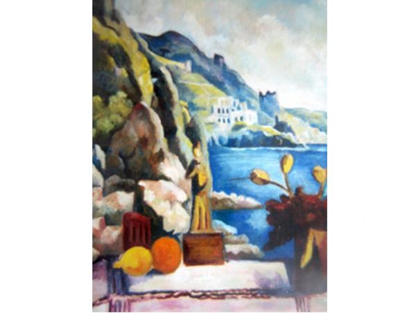 Zur Ausstellung wird der neue Katalog zur Hinterglasmalerei von Hubert Lang vorgestellt. Copyright © 2018 Galerie 3malArt - Endingen
