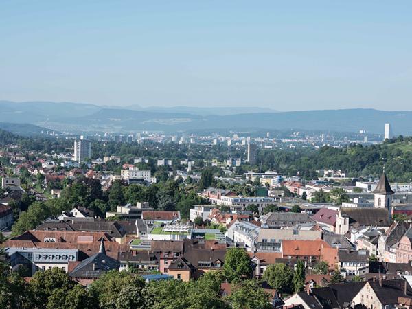 """""""Willkommen in Lörrach"""" - Thematische Führung mit Gästeführer Friedbert Dorer"""