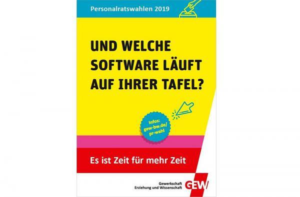 Digitalpakt: Länder stoppen Grundgesetzänderung   Foto: Gewerkschaft Erziehung und Wissenschaft Baden-Württemberg