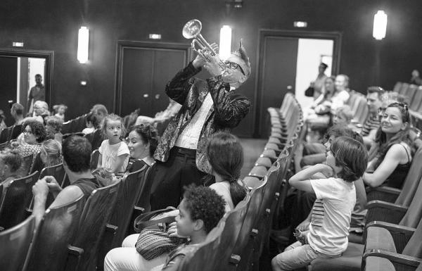 "29. Juni bis 7. Juli: Zehntes Freiburger Kindermusikfestival ""Klong""  Freiburger Kindermusikfestival Klong 2018  Foto: Hannes Klotz"