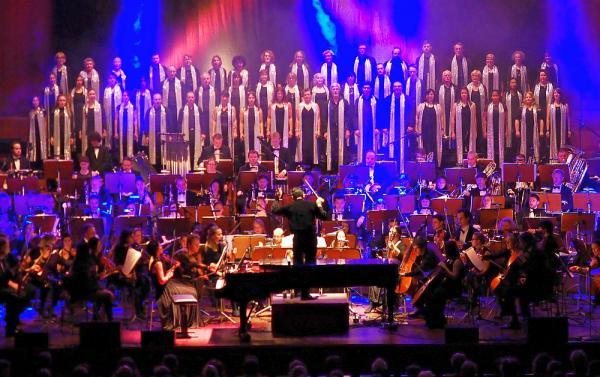 "13. Januar: 'Hooray for Hollywood' - ""ORSO""-Konzert im Konzerthaus in Freiburg  Foto: ORSO Orchestra & Choral Society e.V."