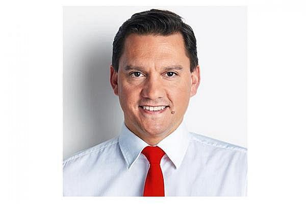 SPD-Bundestagsabgeordneter Johannes Fechner