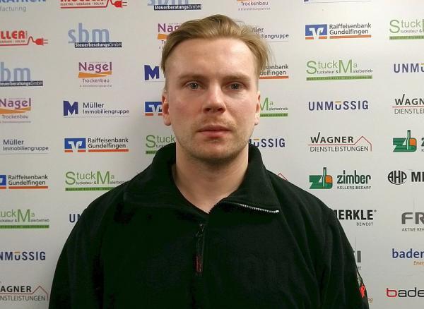 Eishockey: EHC Freiburg testet finnischen Verteidiger Antti Kauppila   Foto: EHC Freiburg