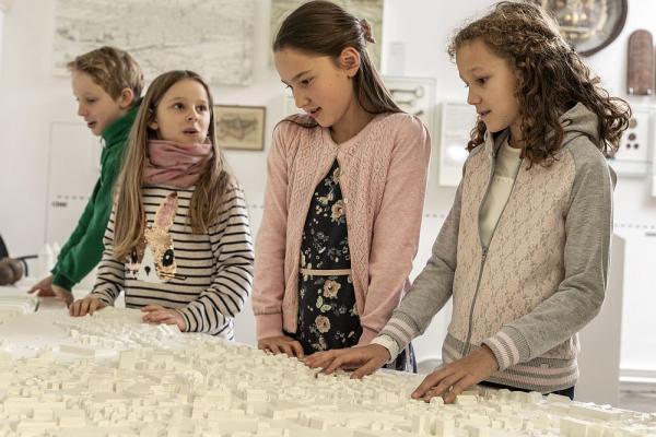 13. Januar: Mitmach-Atelier im Stadtmuseumin Lahr für Kinder und Erwachsene   Foto: Stadt Lahr