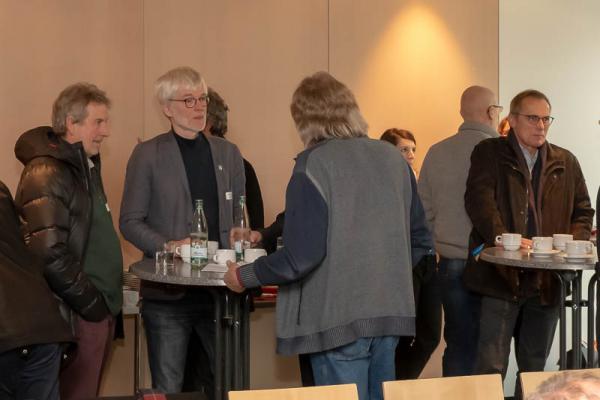 Auftaktveranstaltung der deutsch-französischen Energiewendewoche im Landkreis Emmendingen - Auftakt im Landratsamt Emmendingen.