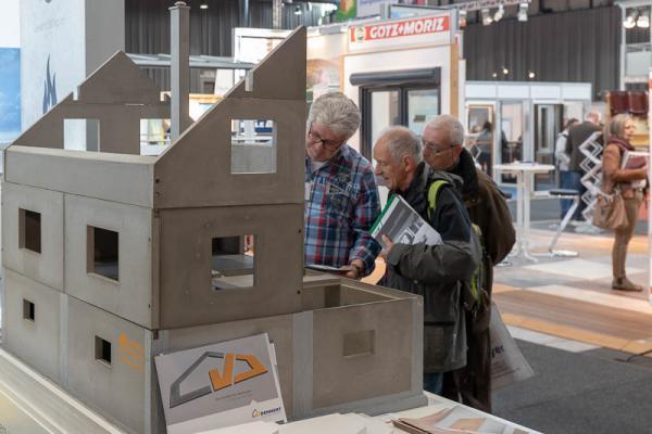 Messe Gebäude.Energie.Technik GETEC in Freiburg eröffnet