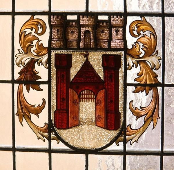 Wappen von Offenburg  Foto: K. Schlessmann