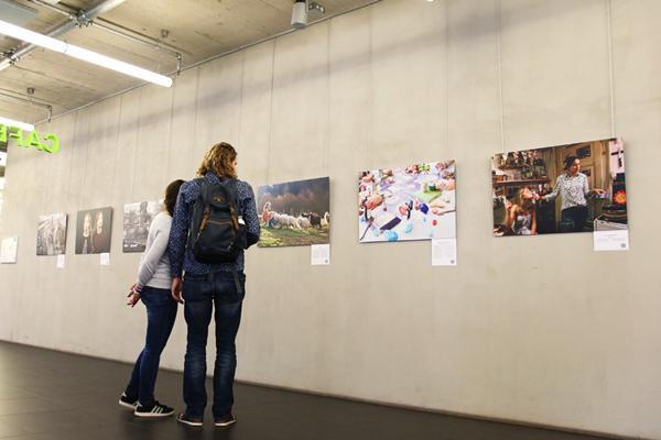 15-mal Kreativität im Fokus  Foto: Sandra Meyndt