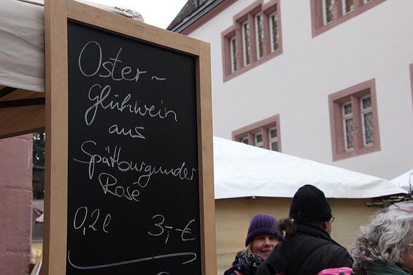 """Künstlermarkt in der Innenstadt von Emmendingen  Bild:  Reinhard Laniot / REGIOTRENDS-Lokalteam """"EM-extra"""""""