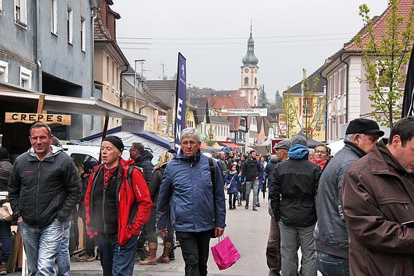 Rad- und Bikermarkt sowie verkaufsoffener Sonntag in Herbolzheim  Bild: FSRM