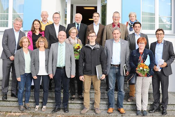 Die Teilnehmer der Mitgliederversammlung des Vereins für Regionalentwicklung Ortenau e.V. in Renchen.  Foto: Regionalentwicklung Ortenau e.V.
