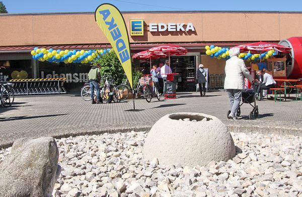 """Emmendingen hat """"seinen"""" EDEKA: Filiale im Bürkle-Bleiche-Center neu eröffnet!   Bild: Reinhard Laniot / REGIOTRENDS-Lokalteam """"EM-extra"""""""