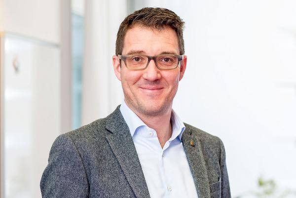 """""""Wir müssen Lehrer besser vor Burnout schützen"""". Claas Lahmann.  Foto: Universitätsklinikum Freiburg"""